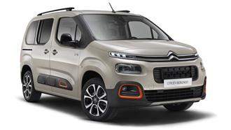 Photo Nouveau Citroën Berlingo Live BlueHDI 75