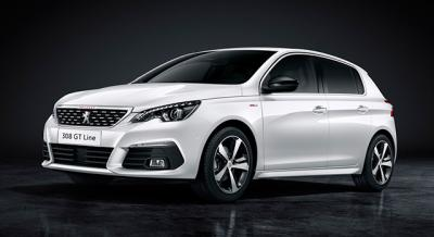 Photo Peugeot 308 Allure 1.5 BlueHDI 130 EAT8