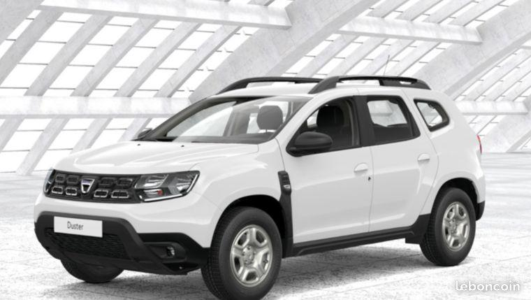 photo Dacia Duster Confort 1.5 Blue DCI 115 4x4