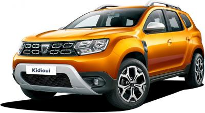 Photo Dacia Duster Prestige 1.5 BlueDCI 115 4x4