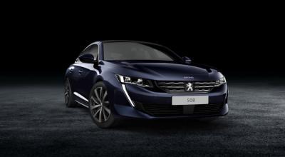 Photo Nouvelle Peugeot 508 Allure 2.0 BlueHDI 160 EAT8