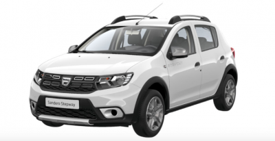 Photo Dacia Sandero Stepway 0.9 TCE 90