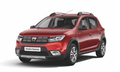 Photo Dacia Sandero Stepway Techroad 0.9 TCE 90 Easy-R