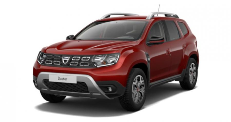 photo Dacia Duster Techroad 1.5 BlueDCI 115 4x2