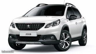 Photo Peugeot 2008 Allure 1.2 Puretech 110