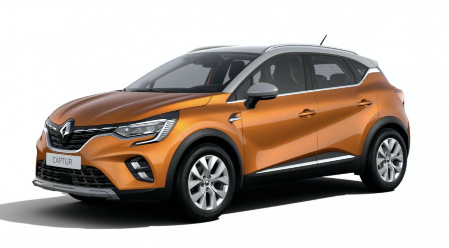 photo Nouveau Renault Captur Intens 1.0 TCE 100