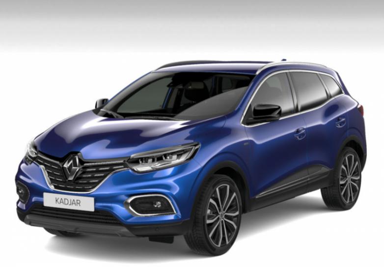 photo Renault Kadjar Bose 1.5 BlueDCI 115