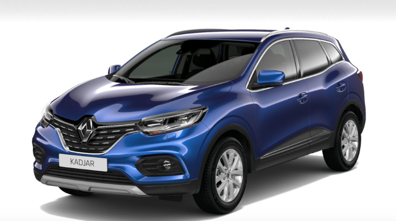 photo Renault Kadjar Limited Deluxe 1.3 TCE 160 EDC