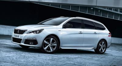 Photo Peugeot 308 GT-Line SW 1.5 BlueHDI 130 EAT8