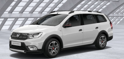 Photo Dacia Logan MCV Techroad 0.9 TCE 90 Easy-R