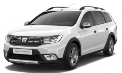 Photo Dacia Logan MCV Stepway Prestige 1.5 BlueDCI 95