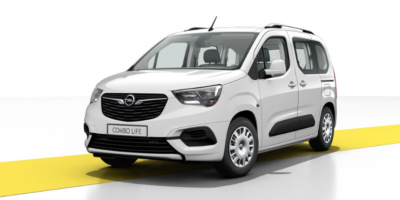 Photo Opel Combo L2H1 Life Enjoy 1.5 CDTI 130 BVA8