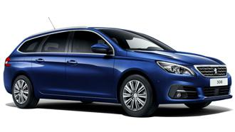Photo Peugeot 308 SW Allure 1.5 BlueHDI 130 EAT8