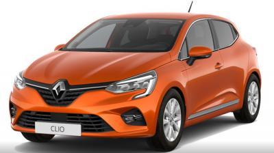 Photo Nouvelle Renault Clio 5 Intens 1.0 TCE 100