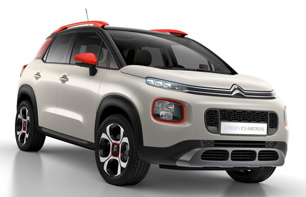 photo Citroën C3 Aircross Shine 1.5 BlueHDI 120 EAT6