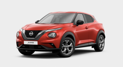 Photo Nouveau Nissan Juke N-Connecta 1.0 DIG-T 117