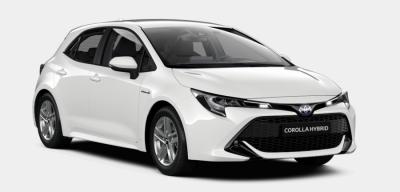 Photo Nouvelle Toyota Corolla Dynamic Executive 1.8 HSD Hybride 122