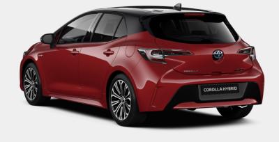 Photo Nouvelle Toyota Corolla Executive Biton 1.8 HSD Hybride 122