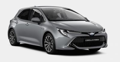 Photo Nouvelle Toyota Corolla Design Luxury 2.0 Hybride 180