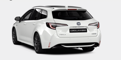 Photo Nouvelle Toyota Corolla Touring Sports Design Luxury 2.0 Hybride Dynamic Force 180