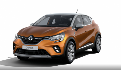 Photo Nouveau Renault Captur Intens BlueDCI 95