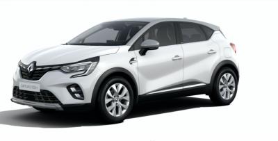 Photo Nouveau Renault Captur Intens 1.6 E-Tech 160