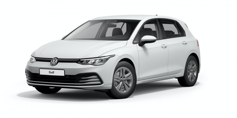 photo Nouvelle Golf 8 Life 1.0 eTSI 110 DSG