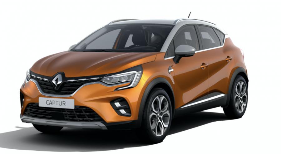 photo Nouveau Renault Captur Intens 1.0 TCE 100 GPL