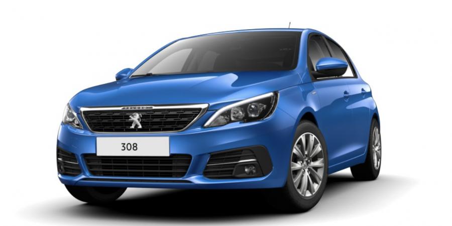 photo Peugeot 308 Style 1.5 BlueHDI 100
