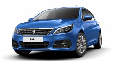 Photo Peugeot 308 Allure 1.5 BlueHDI 100