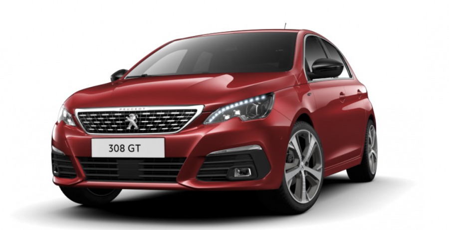 photo Peugeot 308 GT PACK 1.5 BlueHDI 130