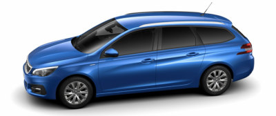 Photo Peugeot 308 SW Style 1.5 BlueHDI 100