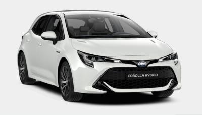 Photo Nouvelle Toyota Corolla Dynamic Executive MY2021 1.8 HSD Hybride 122