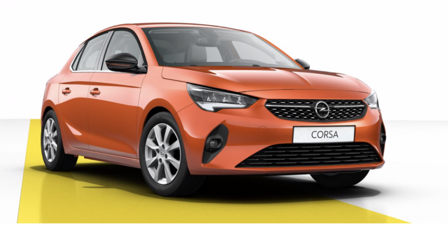photo Nouvelle Opel Corsa GS Line 1.2 Turbo 130 BVA8