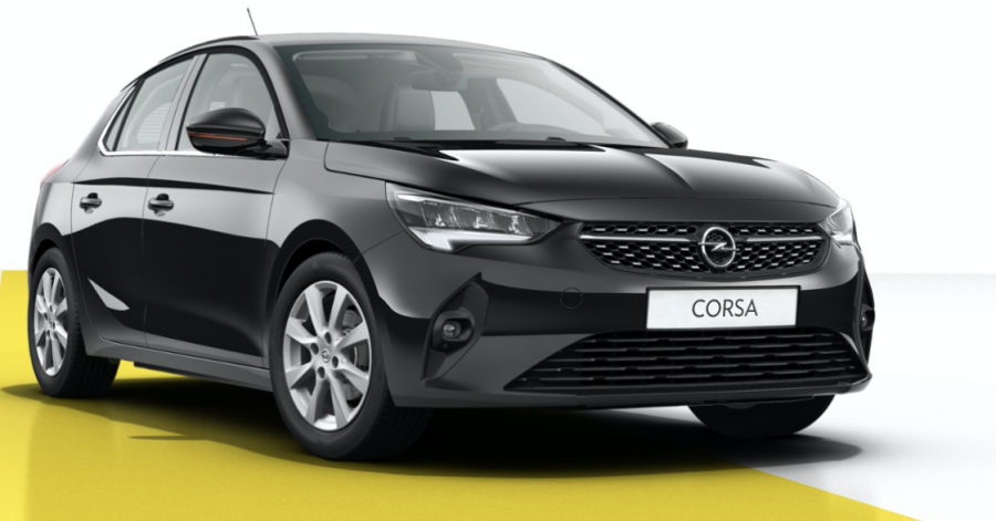 photo Nouvelle Opel Corsa Elegance 1.5 CRDI 100