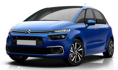 Photo Citroën C4 Spacetourer Feel 1.5 BlueHDI 130 EAT8