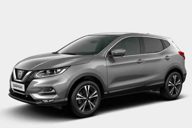 nouveau nissan qashqai n connecta 1 2 dig t 115 toit pano mi cuir si ges chauffants lmda sarl. Black Bedroom Furniture Sets. Home Design Ideas
