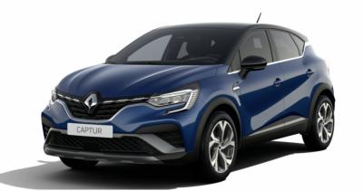 Photo Nouveau Renault Captur RS-Line 1.3 TCE 140 Micro Hybride