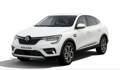 Photo Nouveau Renault Arkana Intens E-Tech 145 Hybride