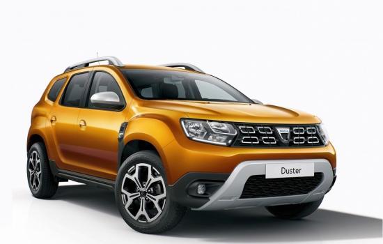Jusqu'à - 10% sur le nouveau Dacia Duster !