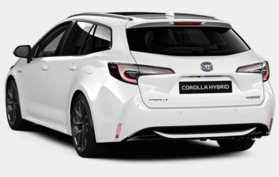 Nouvelle Toyota Corolla TS Hybride