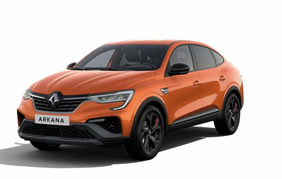 Nouveau Renault Arkana @@ disponible sur commande